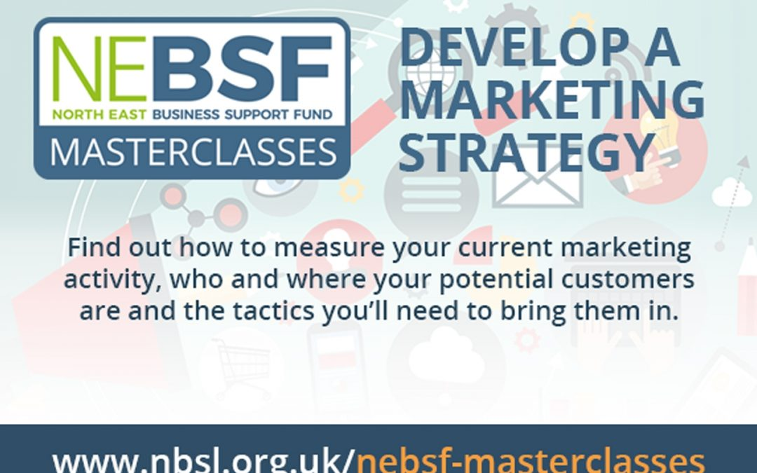 TWO DAY MARKETING STRATEGY MASTERCLASS – NEW DATE ANNOUNCED