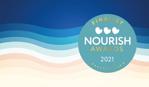 Nourish Award for Meraki's Coast Bar